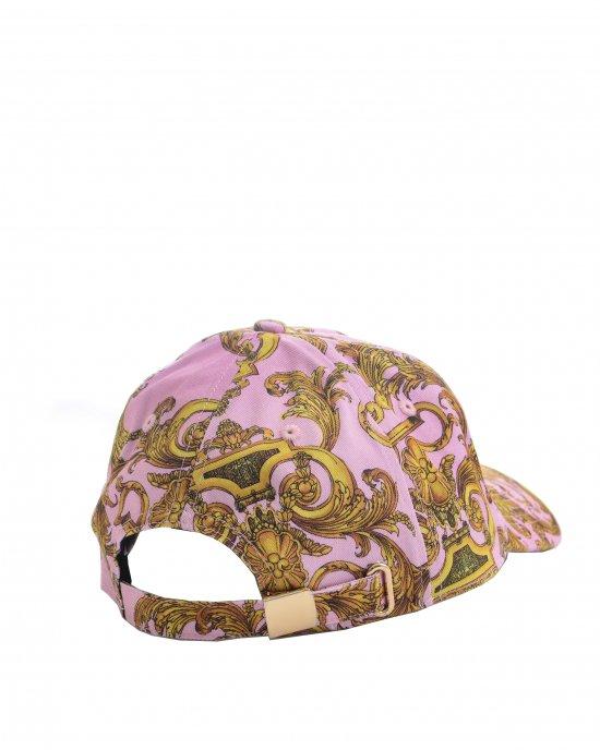 Cappello unisex E8GWAK VERSACE Rosa